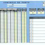 Planilha de Controle de Ponto – Excel Grátis para Download