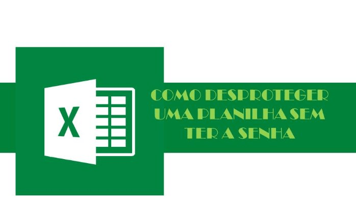 Desbloquear Planilha de Excel