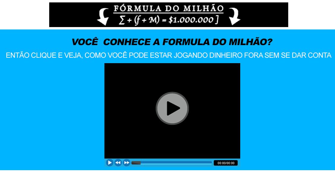 Formula do Milhão